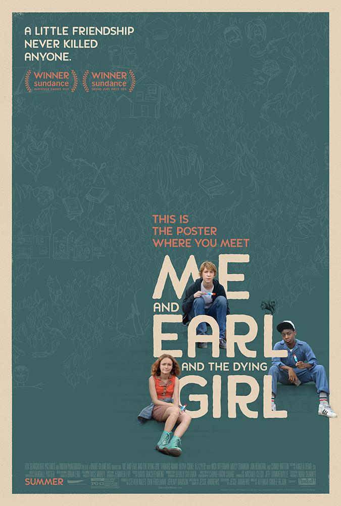 Le Festival Cinéma du Monde présente – Me and Earl and the Dying Girl